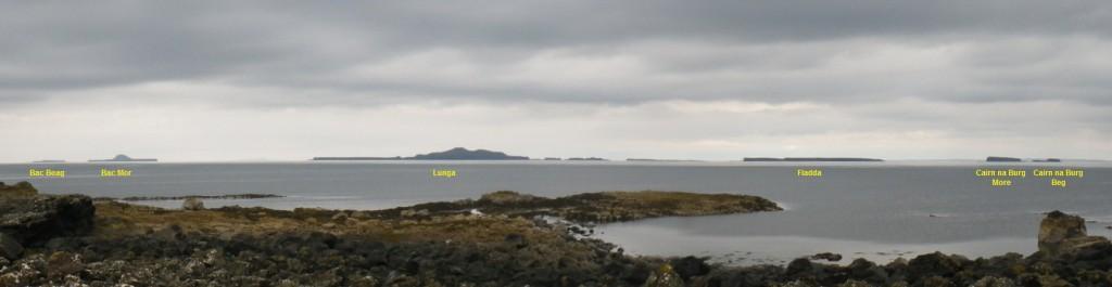 The Treshnish Islands