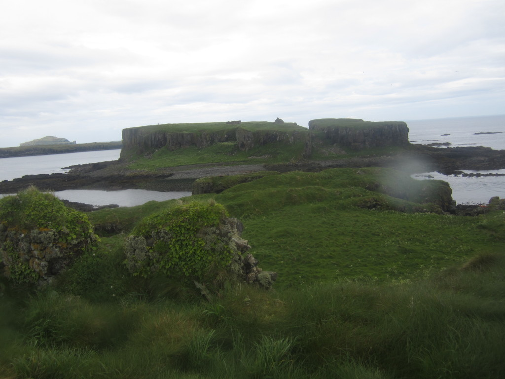 view form Carn  na Burgh More south to Lunga