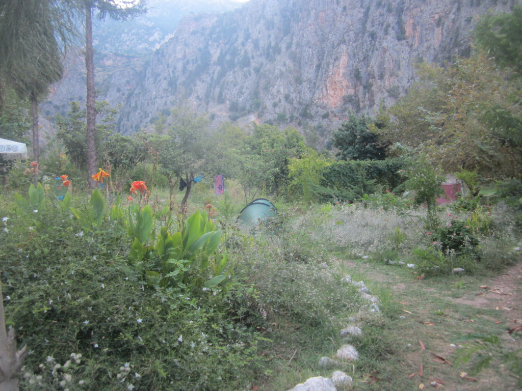 Butterfly Valley Campsite