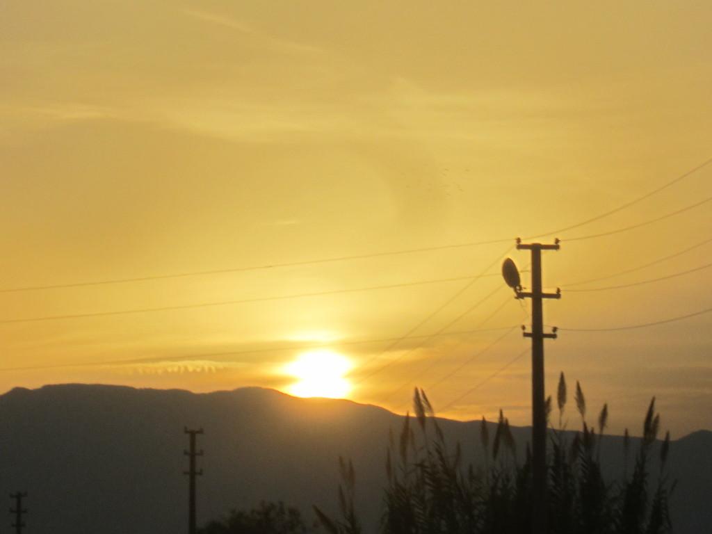 Sunrise at Patara