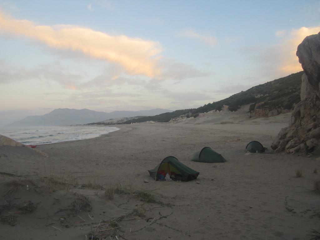 campsite 5 &6