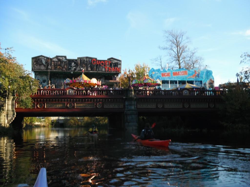 Halloween Fair on Bridge