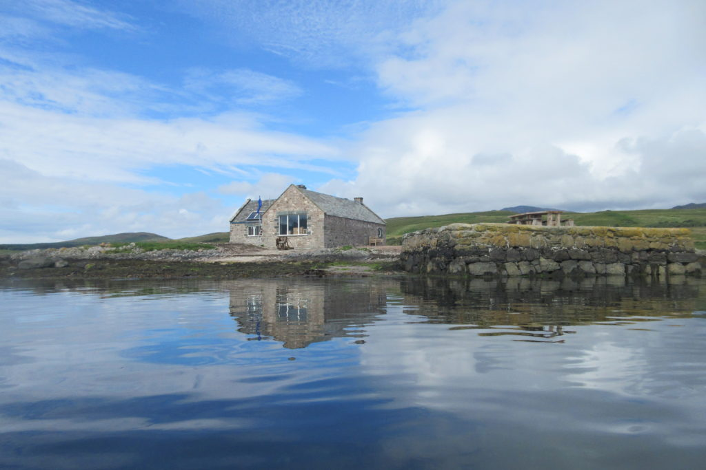 The Boathouse at Ardfin
